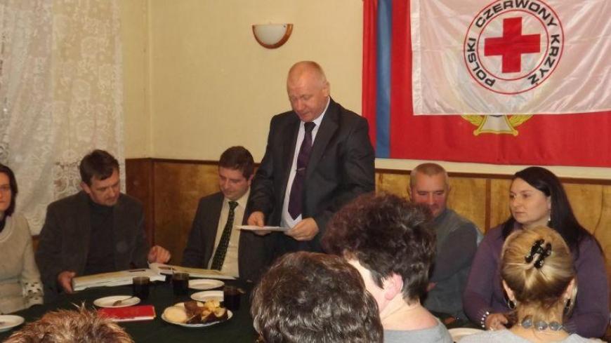 Walne zebranie HDK NEKLA 8.12.2012
