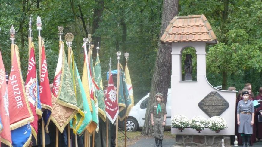 70 rocznica zrzutu w Janowie
