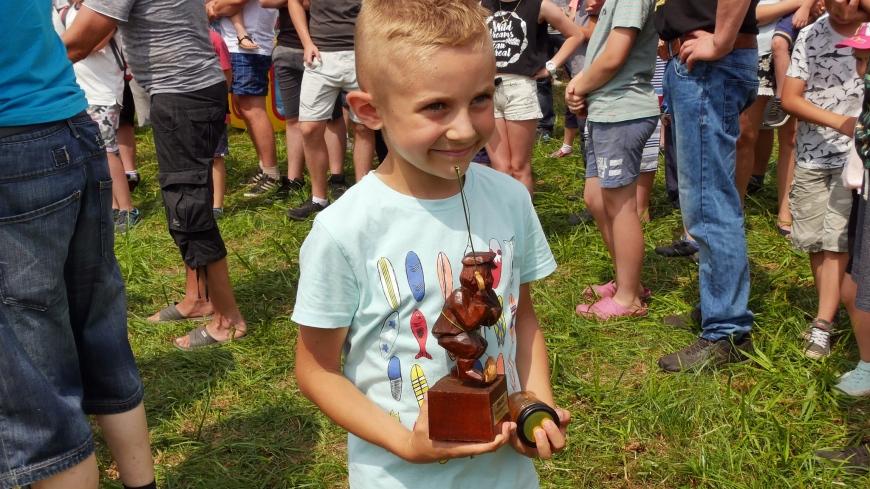 Zawody wędkarskie i piknik rodzinny w Starczanowie - 10.06.2018
